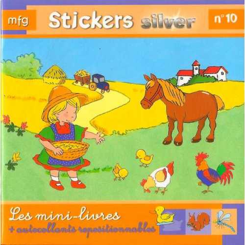 Stickers Silver N° 10