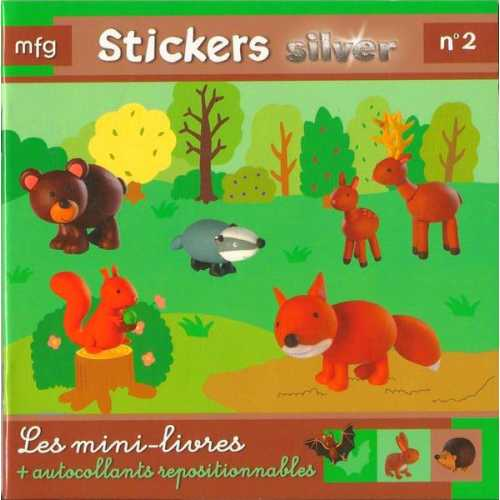 Stickers Silver N° 2