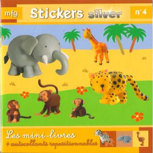Stickers Silver N° 4