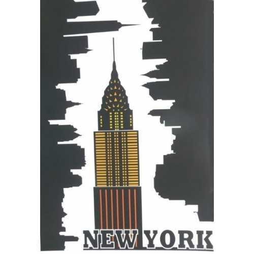 Stickers déco New-York