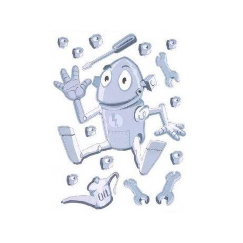 Sticker by D&CO Robot