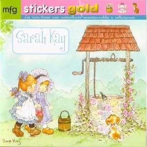 Stickers Gold Sarah Kay