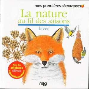 Stickers Gold La nature au fil des saisons - hiver