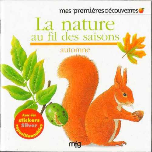Stickers Gold La nature au fil des saisons - automne