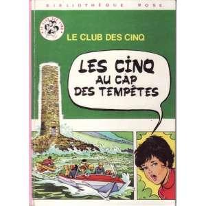 LE CLUB DES CINQ - Les cinq au cap des tempêtes