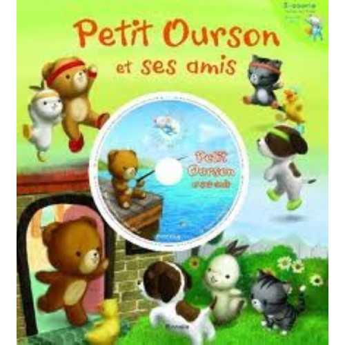 PETIT OURSON ET SES AMIS - E-souris/CD interactive