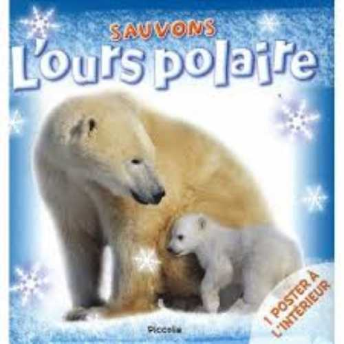 SAUVONS L'OURS POLAIRE