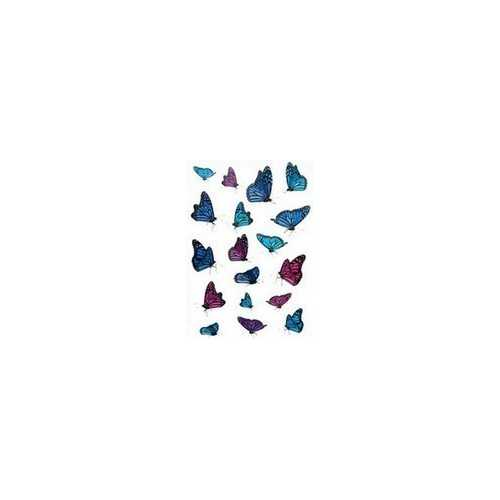 Grand stickers Papillon