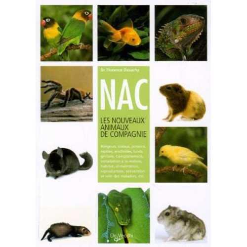 NAC - les Nouveaux Animaux de Compagnie