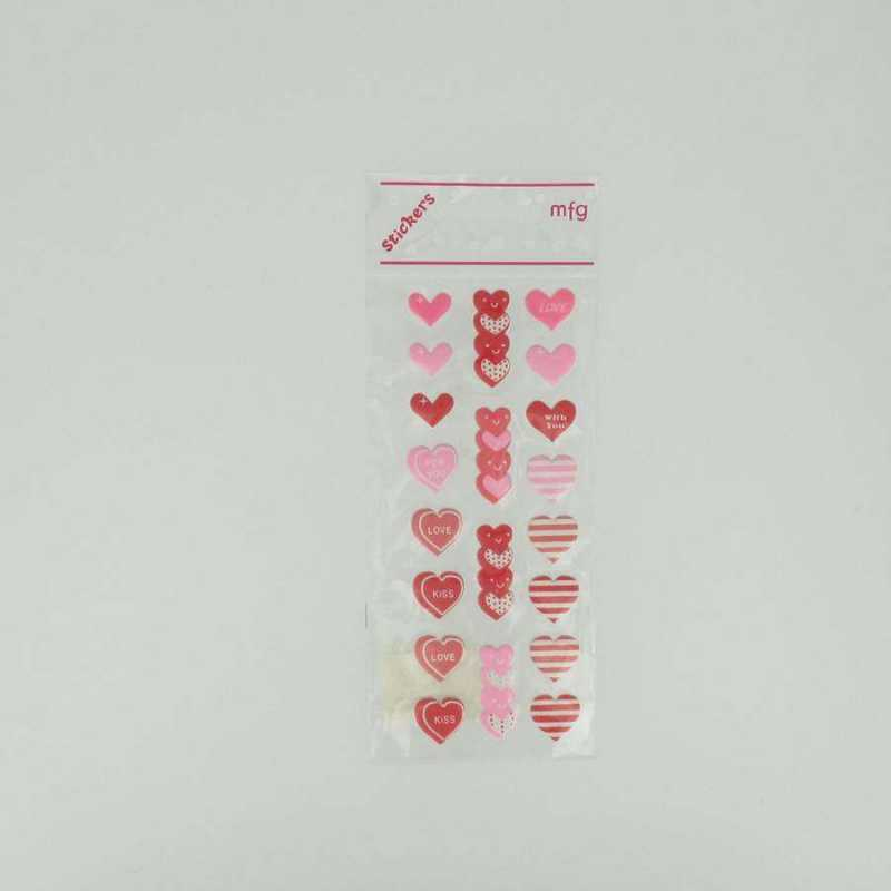 stickers petit coeur