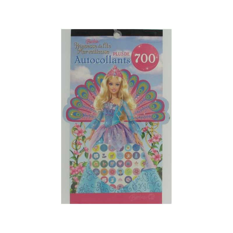 Barbie Princesse de l'Ile Merveilleuses