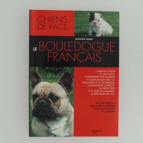 livre CHIEN DE RACE le BOULEDOGUE FRANCAIS
