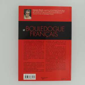 livres CHIEN DE RACE le BOULEDOGUE FRANCAIS