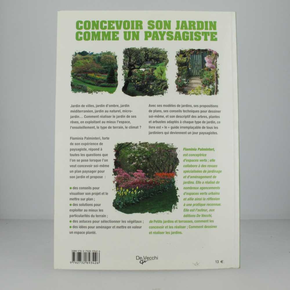 concevoir son jardin comme un paysagiste livres et stickers. Black Bedroom Furniture Sets. Home Design Ideas
