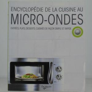 Encyclopédie de la cuisine au micro-ondes