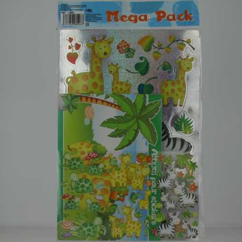 Mega Pack Girafe