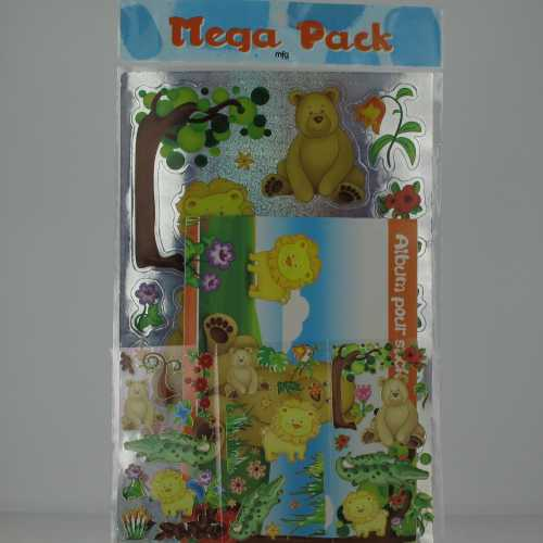 Mega Pack lion