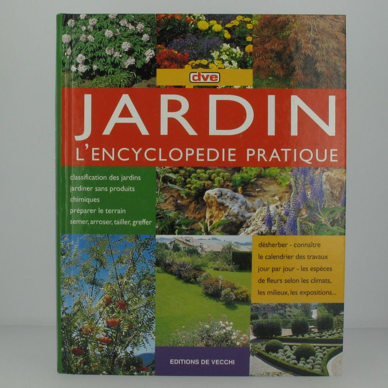 Jardin l 39 encyclop die pratique for Jardin l encyclopedie