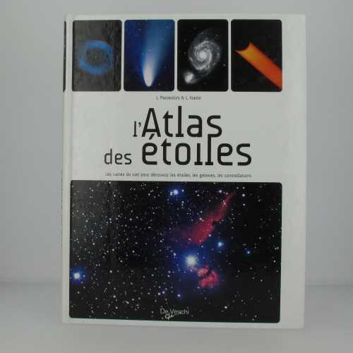 L' Atlas des étoiles