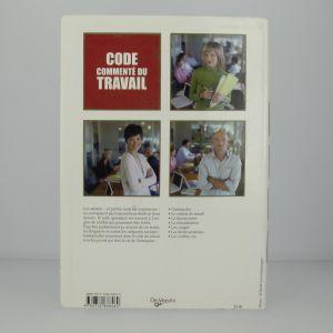 Code commenté du travail (Edition 2008)
