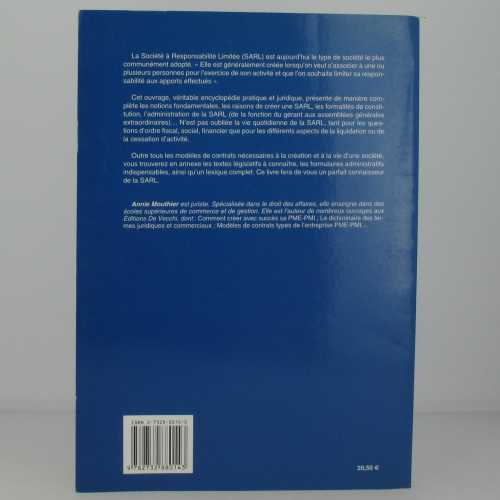 Encyclopédie de la SARL