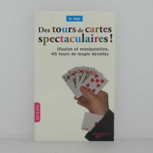 Des tours de cartes spectaculaires !