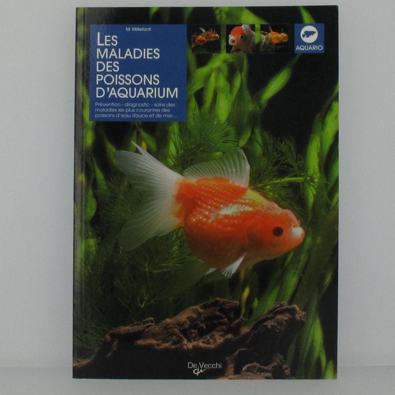 les maladies des poissons d aquarium