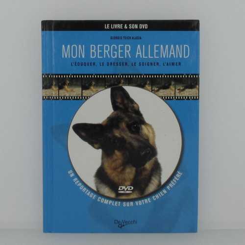 Mon Berger Allemand [avec DVD]