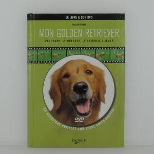 Mon Golden Retriever [avec DVD]