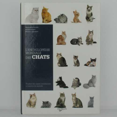 L'encyclopédie mondial des Chats
