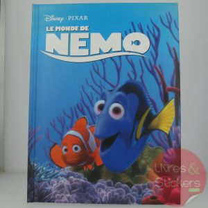 Le monde de Nemo , Disney-PIXAR