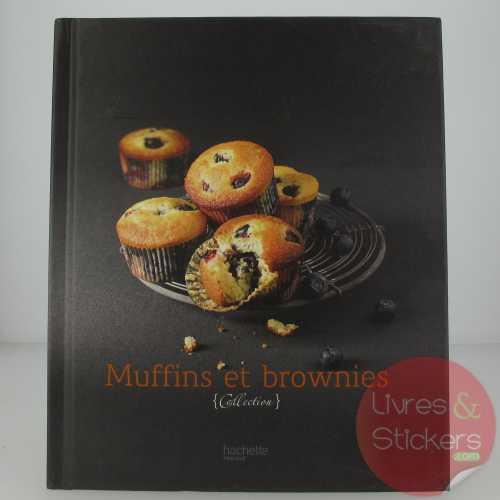 livre recette Muffins et brownies
