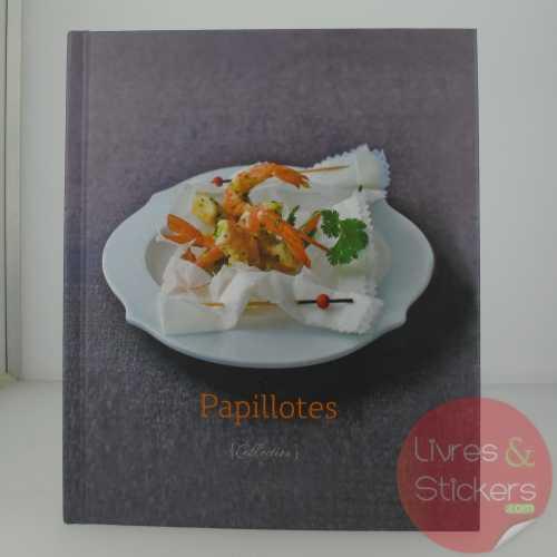 livre recette papilottes cuisine