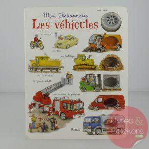 Mini Dictionnaire : Les véhicules