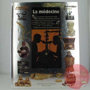 livre pour enfant medecine