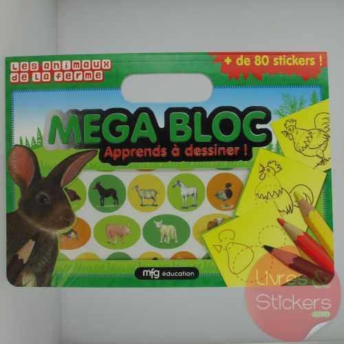 MEGA BLOC - Les animaux de la ferme