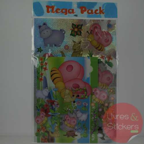 Mega Pack Abeille