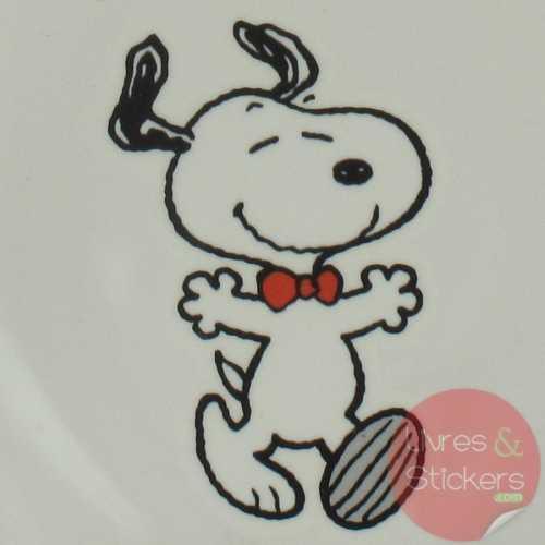 Tatouage Snoopy 3/4