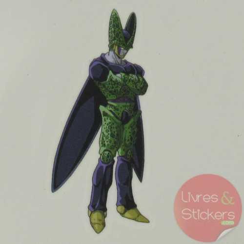 Tatouage DragonBall Z 1/4