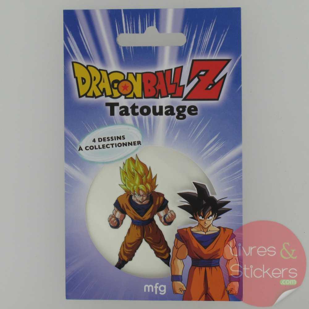 Tatouage Dragonball Z Sengogu