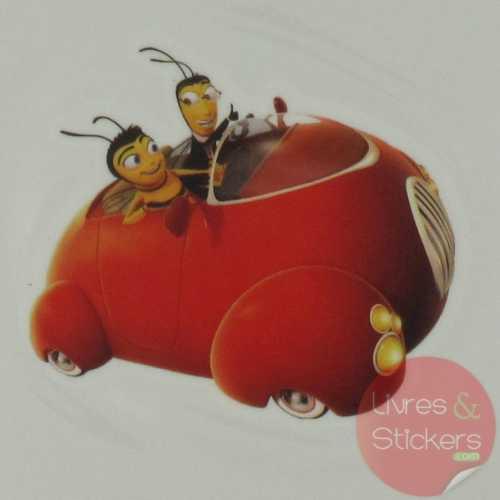 Tatouage Bee Movie 3/4