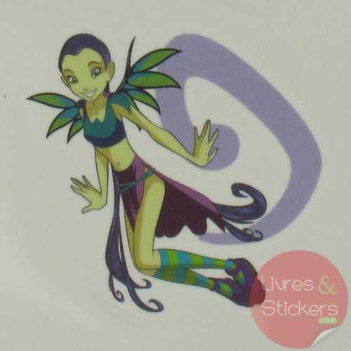 Tatouage Witch 3/4