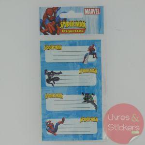 Etiquettes The amazing Spider-Man
