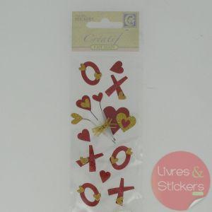 Stickers Valentine 4/4