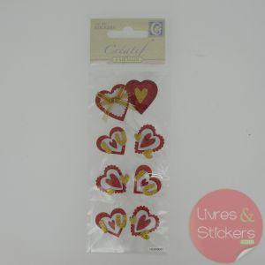 Stickers Valentine 3/4