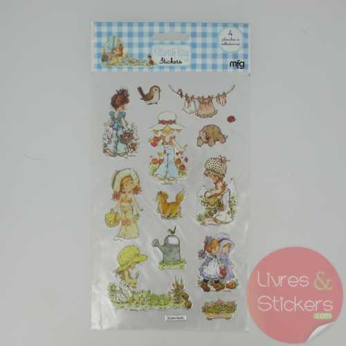 Stickers Silver Sarah Kay 2/4