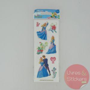 Autocollants barbie princesse de l 39 ile merveilleuse 1 4 - Barbie et l ile merveilleuse ...