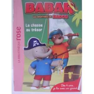 babar les aventures de badou