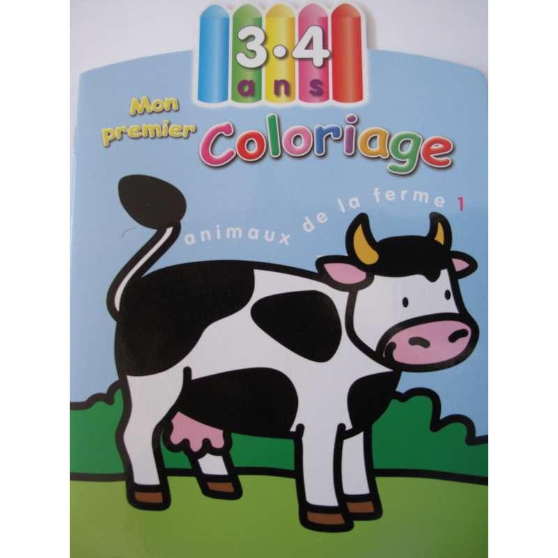 Coloriage - Coloriage de ferme ...