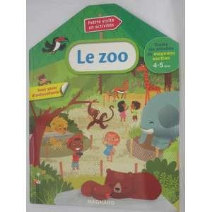 Petite visite en activités le zoo moyenne section 4-5 ans